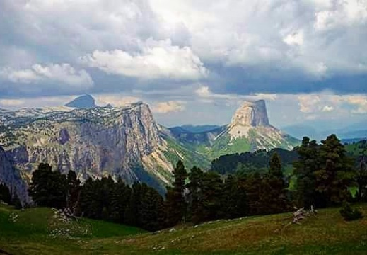 #vercors #pnrv #nature #mountains #montagne #montaiguille #massifduvercors #vercorssud #veymont
