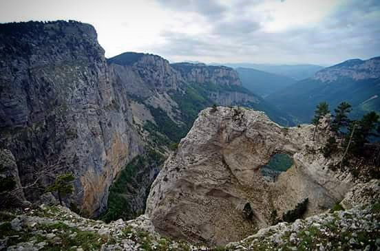 #vercors #pnrv #nature #mountains #cirquearchiane #archiane #cliff #vercorssud #massifduvercors